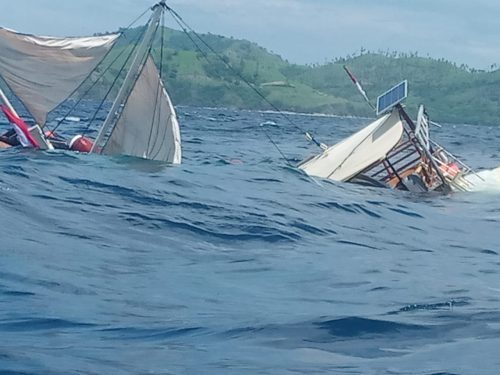 Berikut Nama-nama Wartawan Istana yang Selamat dari Insiden Kapal Terbalik