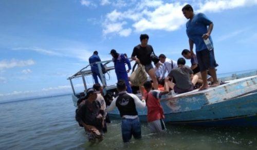 Enam WNA Asal Cina Terdampar di Rote Ndao