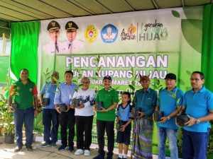 Wali Kota Kupang Tetapkan Februari–Maret sebagai Bulan Kupang Hijau