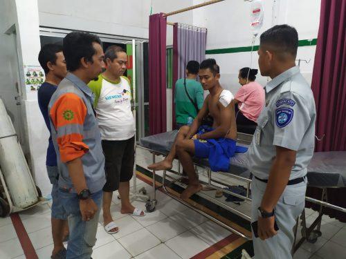 Respon Cepat PT Jasa Raharja untuk Korban Laka Lantas di Desa Bolok–Kupang
