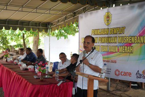 Wali Kota Kupang Gandeng Para Pihak Ajari Lurah dan Camat Tanam Air