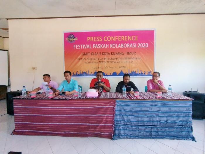 GMIT Klasis Kota Kupang Timur Gagas Festival Paskah Kolaborasi