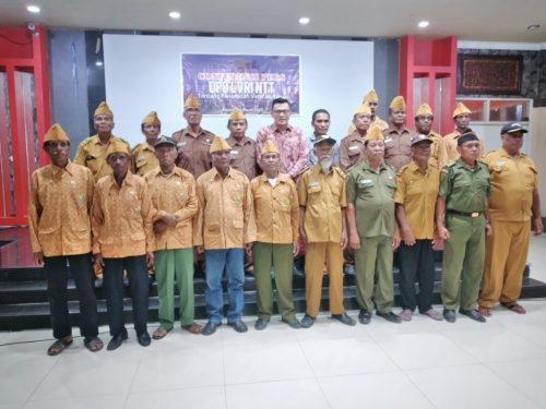 Organisasi Veteran yang Sah Adalah LVRI