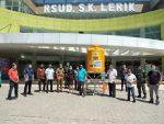 Aksi Solidaritas Etnis Tionghoa di Kupang Lawan Covid-19
