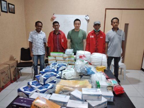 Anggota DPRD NTT Christian Widodo Sumbang Gaji dan Tunjangan untuk Penanganan Covid-19