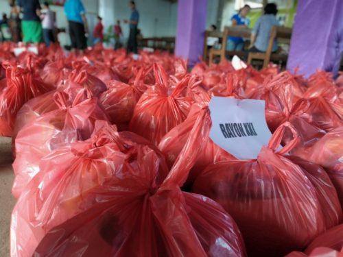 Gereja Imanuel Oepura Lakukan Aksi Sosial untuk Jemaat Terdampak Covid-19