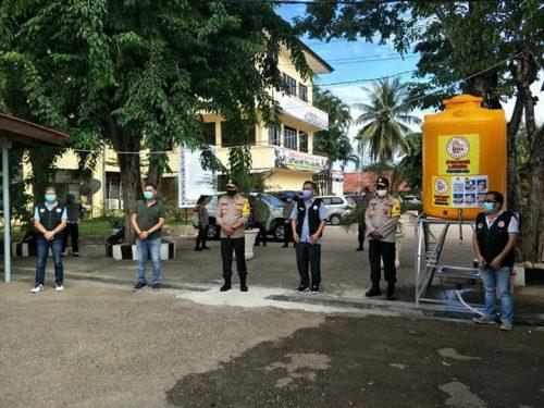 ETIKA Serahkan Bantuan MCT untuk Polda NTT dan Korem 161 Wirasakti Kupang
