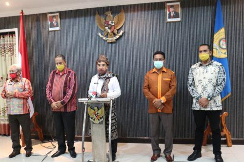 HUT Kota Kupang di Tengah Pandemi Covid-19, Refleksi dan Berbagi