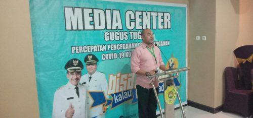 Dua dari Tujuh Pasien Positif Covid-19 Bukan Warga Kota Kupang
