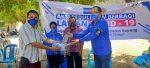 Aksi Kemanusiaan Partai Demokrat Kabupaten Kupang dan Karang Taruna Penfui Timur