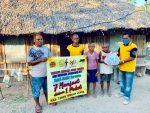 Yayasan Fahiluka dan Diaspora NTT Salurkan Bantuan Paket Makanan di TTU
