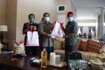 5000 Paket Sembako dari Presiden Tiba di Kota Kupang, Diterima Langsung Wali Kota