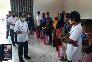 Pemkot Kupang Salurkan Bantuan Presiden untuk Mahasiswa Terdampak Covid-19