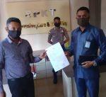 Dimaki, Ray Fernandez Resmi Polisikan Dua Anggota DPRD TTU