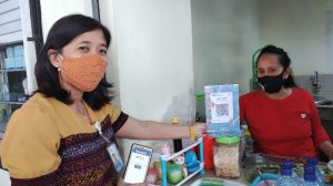 Apresiasi Positif Pelaku UMKM Pengguna QRIS Bank NTT