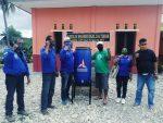 Partai Demokrat Kabupaten Kupang Semprot Disinfektan di 25 Rumah Ibadah