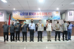 Bank NTT dan REI Sosialisasi Program KPR Khusus Anggota Polri