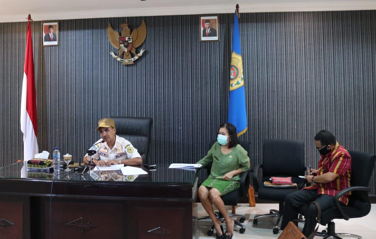 Wali Kota Kupang jadi Pemateri dalam Webinar Nasional IAI NTT