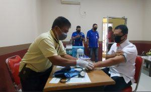 Aksi Donor Darah Bank NTT Jelang HUT ke-58
