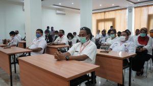 Tiga Pejabat Pemkab Kupang Ikut Seleksi Jabatan Sekda Kota Kupang