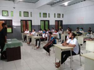 SMK dan SMP Kencana Sakti Haumeni SoE Laksanakan MPLS