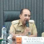 Wali Kota Kupang Terkonfirmasi Positif Covid-19