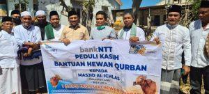 Bank NTT Ikut Berkurban di Hari Raya Kurban