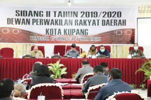 Realisasi Pajak Daerah Pemkot Kupang Tahun 2019 Lampaui Target, Tembus Rp108,3 Miliar