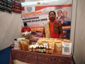 UMKM Binaan Bank NTT Hasilkan Ramuan Tradisional Kaya Manfaat
