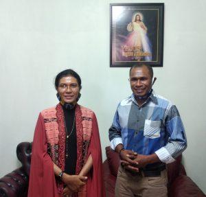 Kristiana Muki, Tinggalkan Kenyamanan di Senayan untuk TTU