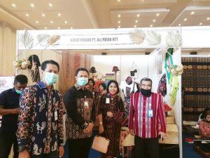 Capaian Positif Expo Kreatif Anak Negeri 2020, Transaksi Kapitalisasi Tembus Rp60,5 Miliar