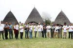 Kampung Adat Wae Rebo Manggarai Kembali Dibuka untuk Umum