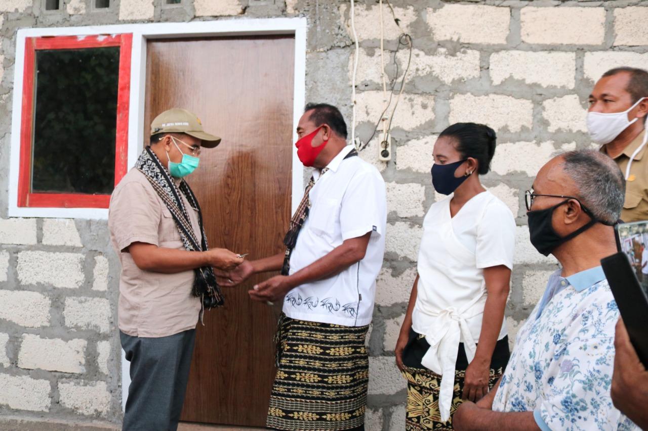 Torehan Sejarah Jefri–Herman Lewat Program Bedah Rumah