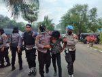 Lempari Polisi dengan Batu saat Demo Mahasiswa, 3 Pelajar di Kupang Diamankan