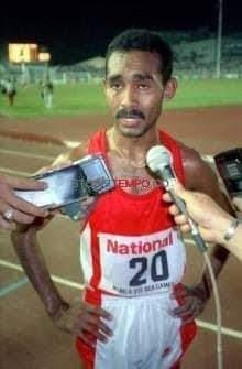 Legenda Atletik Indonesia Asal TTS Eduardus Nabunome Tutup Usia