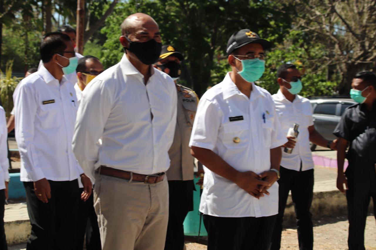 Upaya Pemkot Kupang Wujudkan Kota Modern Tuai Pujian dari Gubernur NTT