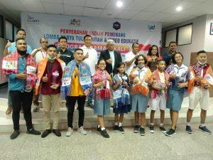 Pater Gregorius: Bank NTT Sudah Terlibat dalam Pendidikan Karakter Anak Bangsa