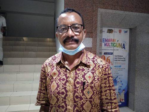 Marianus Bangga Anaknya Juara Lomba Karya Tulis Ilmiah yang Digelar Bank NTT