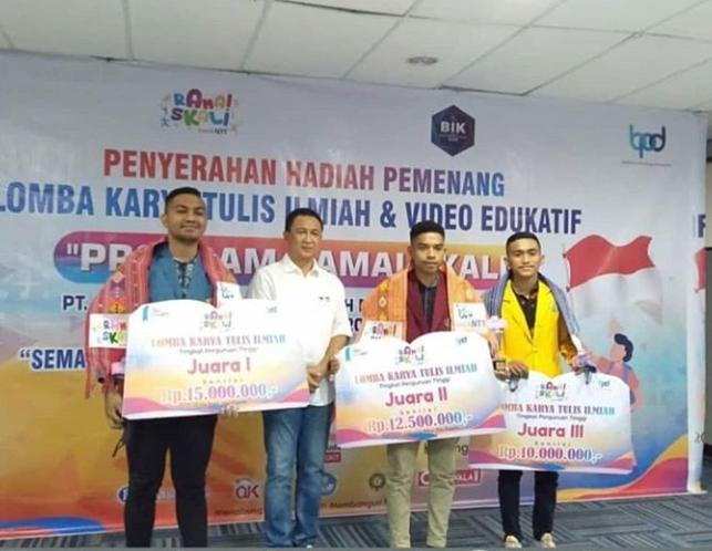 Ini Para Pemenang Lomba Program 'Ramai Skali' Bank NTT
