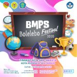 Besok, 107 Siswa Sekolah Swasta Ramaikan BMPS Bolelebo Festival 2020