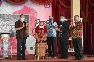 BMPS Bolelebo Festival Diapresiasi Wali Kota Kupang