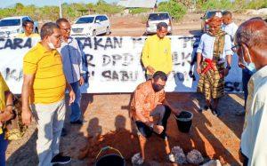 Wakil Ketua Komisi IX DPR RI Optimis TRP-Hegi Menang di Pilkada Sabu Raijua