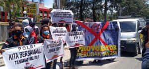 Brigade Meo Dukung Aparat Tangkap Rizieq Shihab