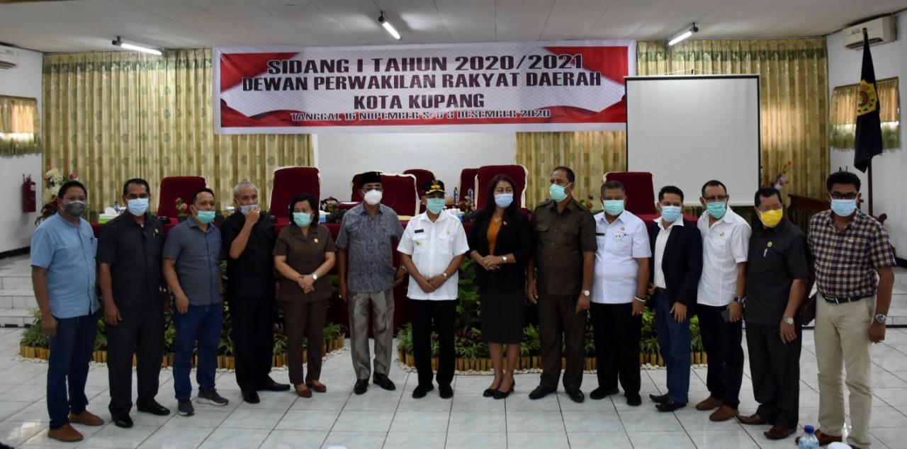 Pemkot dan DPRD  Kota Kupang Sepakat Lanjutkan Sidang