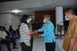 Pemkot Kupang Beri Santunan untuk 49 Pensiunan ASN Kota Kupang