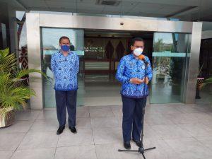Wagub Nai Soi Sembuh, Gubernur Laiskodat Masih Jalani Karantina
