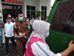 Tersangka Andy Rizky Nur Cahya Jalani Pemeriksaan Tambahan di Kejati NTT