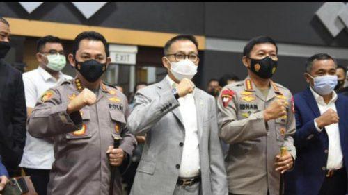 Herman Hery Minta Tambahan Quota Penerimaan Anggota Polri di NTT