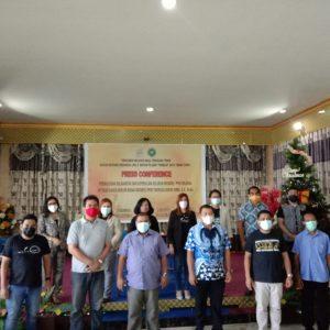 Solidaritas untuk Theresia Koroh Dimu, Notaris di NTT Mogok Kerja dan Surati Presiden