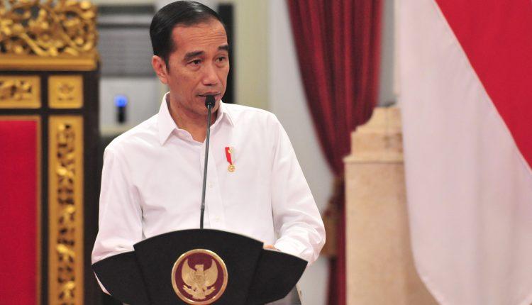 Presiden Jokowi Ikut Mendoakan Korban Jatuhnya Pesawat Sriwijaya Air